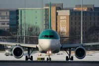 EI-DES @ EGCC - Aer Lingus - by Chris Hall