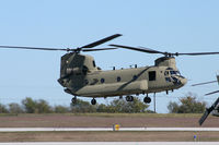 08-08046 @ JWY - US Army CH-47F at Midway Airport (Midlothian, TX) - by Zane Adams