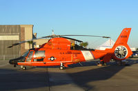 6533 @ EFD - USCG Dolphin at the Wings Over Houston Airshow - by Zane Adams