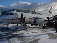 N109XJ @ CDB - Cold Bay, AK - PenAir - by C. C. Woodward