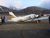 N8470Y @ KVC - King Cove, AK -Mid-May 2007 - PenAir - by C. C. Woodward