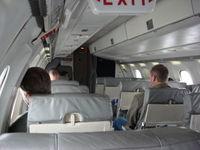 N109XJ - Interior - PenAir ANC to CDB - by C. C. Woodward