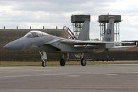 86-0156 @ EGUL - McDonnell Douglas F-15C Eagle at RAF Lakenheath in 2006. - by Malcolm Clarke