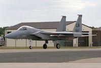 86-0159 @ EGUL - McDonnell Douglas F-15C Eagle at RAF Lakenheath in 2006. - by Malcolm Clarke