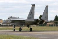 86-0178 @ EGUL - McDonnell Douglas F-15C Eagle at RAF Lakenheath in 2006. - by Malcolm Clarke