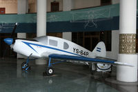 YS-64P @ MSSS - MSSS FAES museum Ilopango airshow 2010