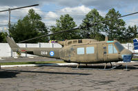 260 @ MSSS - MSSS FAES museum Ilopango AFB - by Nick Dean