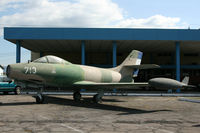 713 @ MSSS - MSSS FAES museum Ilopango AFB San Salvador - by Nick Dean