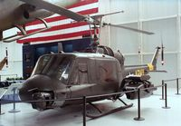 60-3553 - Bell UH-1B-BF Iroquois of the US Army Aviation at the Army Aviation Museum, Ft Rucker AL
