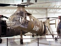 56-2040 - Piasecki (Vertol) CH-21C Shawnee of the US Army Aviation at the Army Aviation Museum, Ft Rucker AL