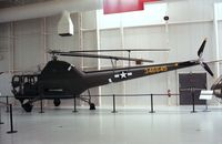 43-46645 - Sikorsky R-5D Dragonfly of the US Army Aviation at the Army Aviation Museum, Ft Rucker AL