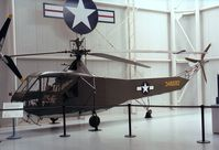 43-46592 - Sikorsky R-4B Hoverfly of the US Army Aviation at the Army Aviation Museum, Ft Rucker AL