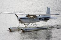 C-GYZK @ CPS1 - Parry Sound Harbour Water Aerodrome - by Tomas Milosch