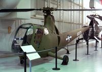43-45473 - Sikorsky R-6A Hoverfly II of the US Army Aviation at the Army Aviation Museum, Ft Rucker AL - by Ingo Warnecke