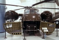 55-0644 - Sikorsky H-37A-SI Mojave of the US Army Aviation at the Army Aviation Museum, Ft Rucker AL