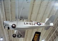 47-924 - Aeronca L-16A at the Army Aviation Museum, Ft Rucker AL