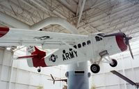 57-6135 - DeHavilland Canada U-1A (DHC-3) Otter of the US Army Aviation at the Army Aviation Museum, Ft Rucker AL
