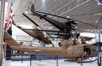 60-3554 - Bell UH-1B-BF Iroquois of the US Army Aviation at the Army Aviation Museum, Ft Rucker AL