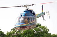 C-FLYF @ CPQ3 - Niagara Falls Heliport - by Tomas Milosch
