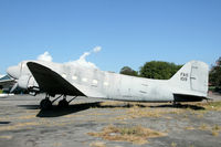 109 @ MSSS - MSSS Derelict on the terminal ramp Ilopango AFB - by Nick Dean