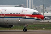 B-2330 @ ZGSZ - A300 - by Dawei Sun