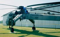 68-18438 - Sikorsky CH-54A Tarhe of the US Army Aviation at the Army Aviation Museum, Ft Rucker AL