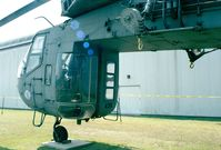 68-18438 - Sikorsky CH-54A Tarhe of the US Army Aviation at the Army Aviation Museum, Ft Rucker AL - by Ingo Warnecke