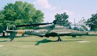 66-8832 - Lockheed AH-56A-LO Cheyenne of the US Army Aviation at the Army Aviation Museum, Ft Rucker AL