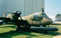 62-5860 - Grumman OV-1B Mohawk of the US Army Aviation at the Army Aviation Museum, Ft Rucker AL