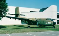 57-3080 - DeHavilland Canada YC-7A (DHC-4 Caribou) of the US Army Aviation at the Army Aviation Museum, Ft Rucker AL
