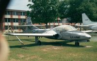 56-3466 - Cessna T-37B-CE of the US Army Aviation at the Army Aviation Museum, Ft Rucker AL