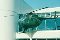 65-12962 - Hughes OH-6A Cayuse of the US Army Aviation at the Army Aviation Museum, Ft Rucker AL - by Ingo Warnecke