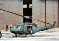 69-6630 @ EGVA - UH-1N Iroquois, callsign Save 30, of 67th Air Rescue & Recovery Squadron at RAF Woodbridge present at the 1987 Intnl Air Tattoo at RAF Fairford. - by Peter Nicholson