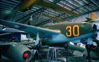 30 - Yakovlev Yak-17 of the Czechoslovak Air Force at the Letecke Muzeum, Prague-Kbely - by Ingo Warnecke