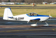 G-CDMF @ EGBJ - Vans RV-9A at Staverton