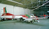 2420 @ LPST - Preserved and displayed in the Museu do Ar-Sintra Portugal - by Ray Barber