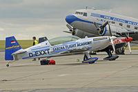 D-EXXT @ EDDL - at BBJ - by Volker Hilpert