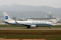 B-5488 @ ZGSZ - Xiamen Airlines - by Dawei Sun