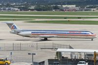 N76202 @ KSAT - taxying to the gate