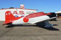 N67208 @ CXO - Tora Tora Tora Val replica at the Lone Star Executive Airport - Conroe, Texas - by Zane Adams