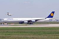 D-AIHK @ EDDF - Lufthansa - by Volker Hilpert