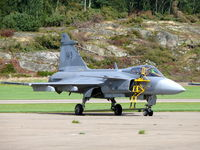 39143 @ ESGP - SAAB J39A Gripen 39143/143 Swedish Air Force - by Alex Smit
