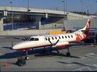 C-FAMC @ YOW - Fairchild Metroliner of Bearskin Airlines - by Alexei Selivanov