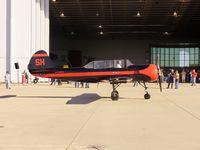 N1139X @ KRVS - N1139X at Wings Over Tulsa. - by Felice Baldwin