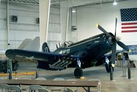 133704 - Vought F4U-7 Corsair at the Battleship Memorial Park, Mobile AL - by Ingo Warnecke