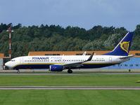 EI-DAI @ ESGP - Boeing B737-8AS EI-DAI Ryanair with Nyköping titles - by Alex Smit