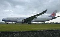 B-18315 @ WADD - China Airlines - by Lutomo Edy Permono