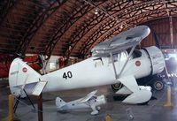 N273Y - Howard (J R Younkin) DGA-6 replica at the Arkansas Air Museum, Fayetteville AR
