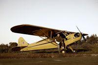 N6362H @ KRKD - straight J-3 Buttercup - by Steve Morrison III