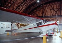 N95083 - Taylorcraft BC12-D at the Arkansas Air Museum, Fayetteville AR